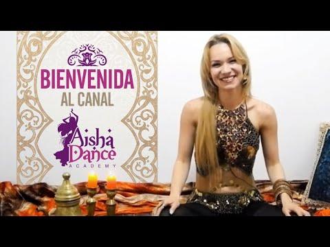 Danza Árabe Bienvenida al Canal de AISHA