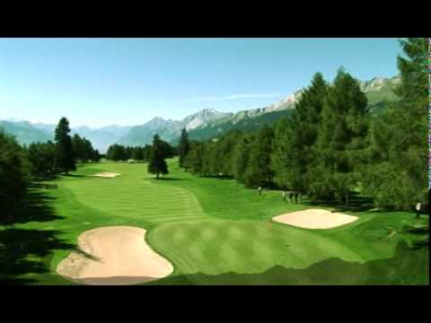 Hôtel Olympic - Crans-Montana - Golf