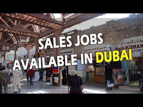 Jobs In Dubai For Pakistani & Indians With Free Visa   Sales Jobs In Dubai 2018 Urdu Hindi