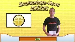 Simulatortipps News #19 - 26.10.2013