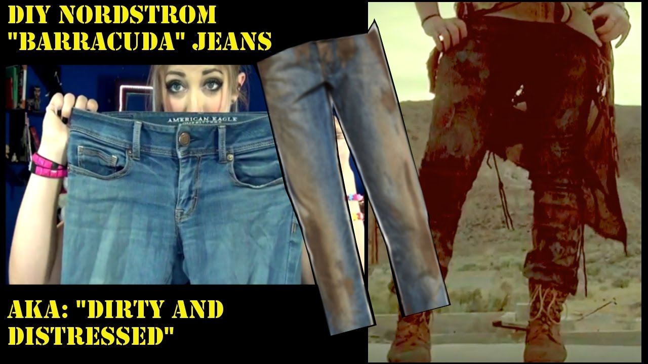 Tutorial: Post-Apocalyptic Blue Jeans