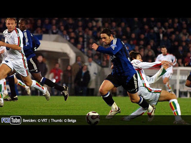 2006-2007 - Jupiler Pro League - 14. Club Brugge - Zulte Waregem 4-1