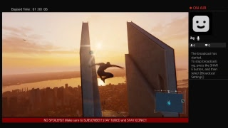 Iconic Comic Plays: Spider-Man PS4 New Game + #6!! (Try Again)