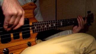 Level 42 - Two Solitudes Bass play along