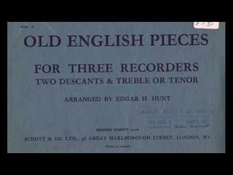 Where the Bee Sucks by Robert Johnson (16 cen.) played by Michel Plourde - recorder trio