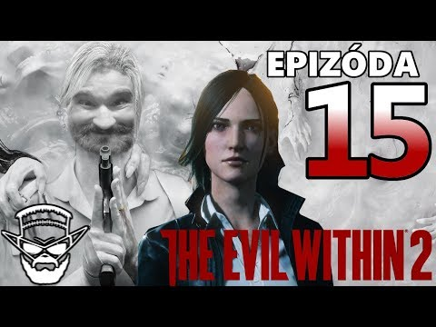 PRAVDA O KIDMANOVEJ ! - The Evil Within 2 / 1080p 60fps / Cz/Sk Lets Play / #15