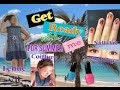 Get Ready for Summer ! (Makeup, Tenue, Coiffure & Nail Art)