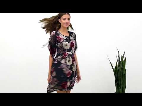 [VIDEO] – Hodaya Luvich LOOKBOOK FALL 2019 – Sali dress