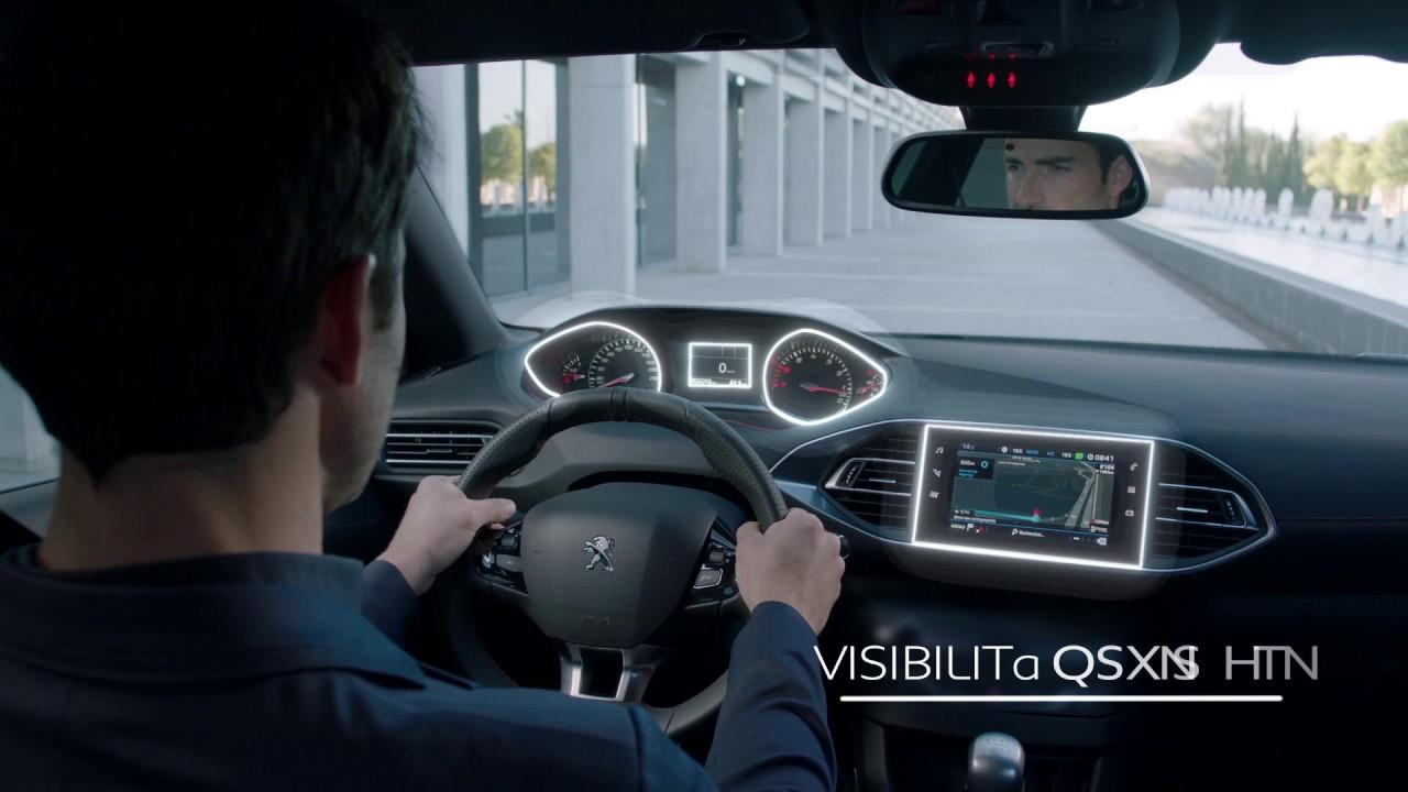 Peugeot 308 2017 int rieur officiel youtube for Interieur 308