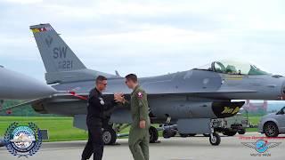 2019 U.S.A.F. F-16 Viper Demo Team