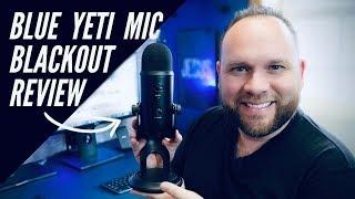 Blue Yeti Mic | BLACKOUT Edition | 2020 Review