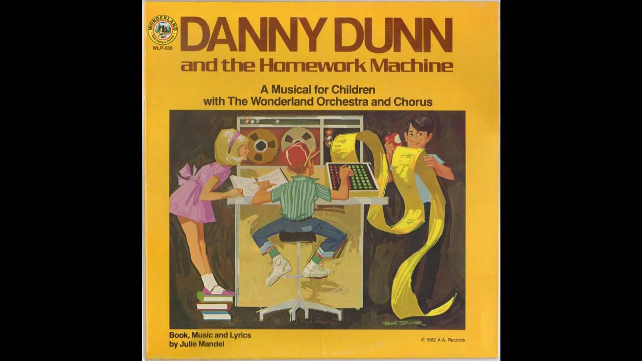 danny dunn and the homework machine     jpeg What