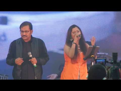 Say Shava Shava By Sudesh Bhosle In M.I.E.T. FEST