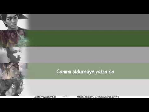 SHINee - Quasimodo [Türkçe Altyazılı]