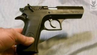 Пистолет Jericho 941 (Baby Desert Eagle) .40S&W. Обзор и стрельба на 100 метров