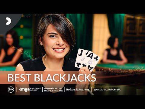 Live Blackjack Best Online Tables Casino Events