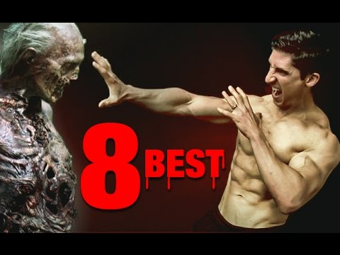 8 Best Exercises for the Zombie Apocalypse (BE READY!)