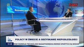 Rozmowy niedokończone: Polacy w świecie a odzyskanie Niepodległości