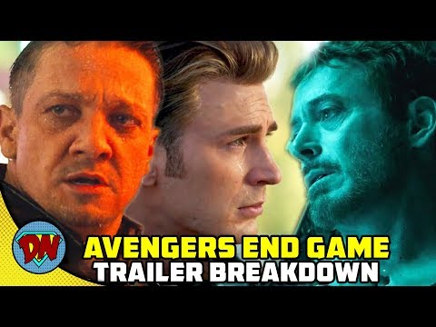 Avengers 4 End Game Trailer Breakdown in Hindi   DesiNerd thumbnail