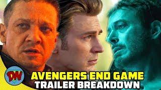 Avengers 4 End Game Trailer Breakdown in Hindi | DesiNerd