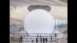 Tianjin Binhai Library China 2017 Mvrdv