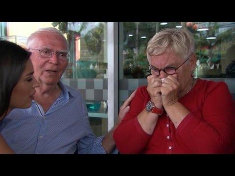 Vader neemt definitief afscheid van gevangen zoon - REUNITED