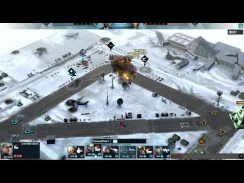 TC Endwar Online : Wargame mode - Game #1 9/9  