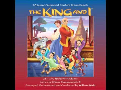 The King and I 11. Shall We Dance Finale