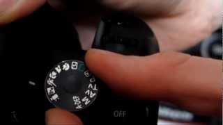 Lerne deine DSLR kennen / So funktionieren Canon EOS 550D, 600D, 650D, 700D usw. [HD]