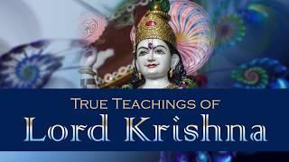 True Teachings of Lord Krishna