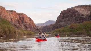 homepage tile video photo for UREC Outdoors Rio Grande Float Trip Mini-Doc