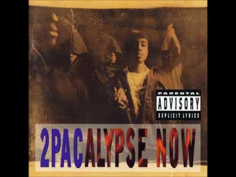 Tupac - Violent (HD)