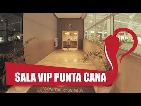Sala Vip Aeroporto De Punta Cana Terminal A - Punta Cana Dia 8 | Dr Pimenta