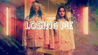 Gambar cover Gabrielle Aplin & JP Cooper - Losing Me (Lyrics)