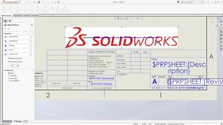 SOLIDWORKS Tech Tip - Sheet Format vs Drawing Sheet