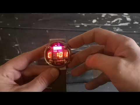Наручные часы Metrowatch (часы Артема из игры Метро 2033)