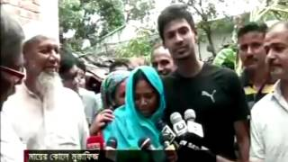 Mustafizur Rahman ekhon nij grame the fizz