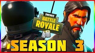 Season 3 Breakdown (And All Battle Pass Rewards) Fortnite Battle Royale