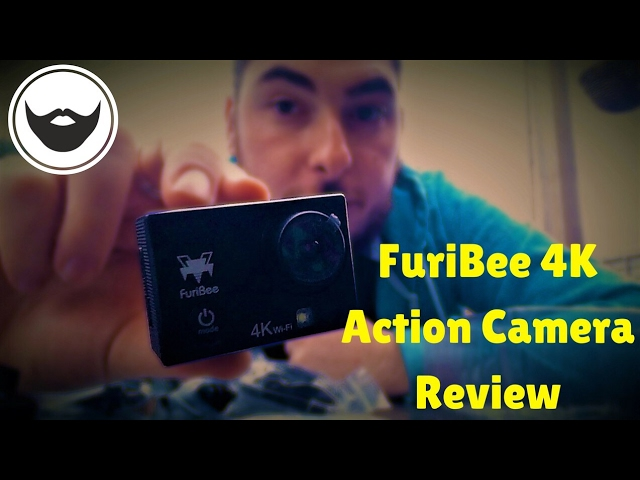 FuriBee 4K Action Camera Rebox Review | My Thoughts/Review