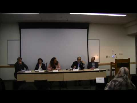 """""""Immigration, Religion, and Human Rights"""" - Panel Discussion"""
