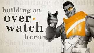 Building Baptiste: How An Overwatch Hero Is Made | Audio Logs