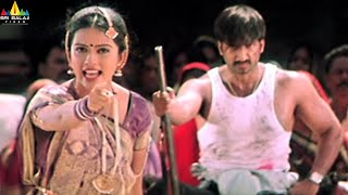 Andhrudu Movie Fight Scenes Back to Back | Gopichand, Gowri Pandit | Sri Balaji Video