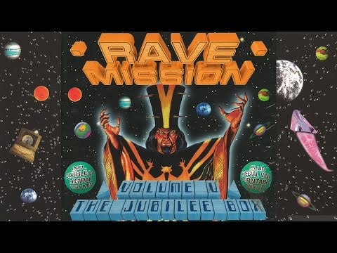 DJ T-Rex | Rave Mission Volume V - The Special Vinyl Turntable Mix (1995)