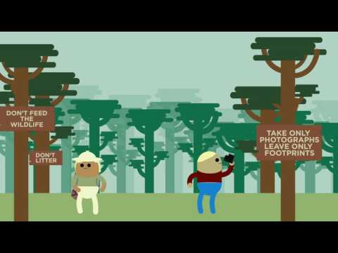 Subject knowledge animation: What is Ecotourism?