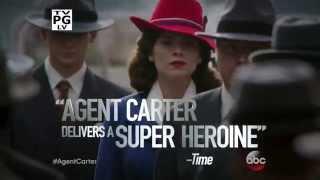 The Critics Love Agent Carter - Marvel's Agent Carter TV Spot 1