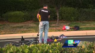 Police: Boy hit by car while riding bike in Folsom