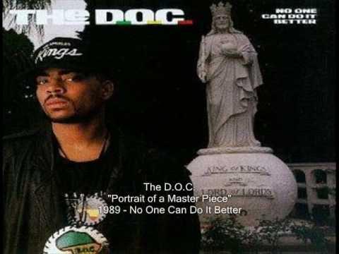 The D.O.C. - Portrait of a Master Piece