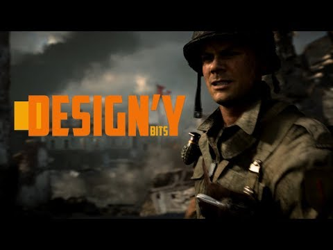 Call of Duty World War 2 - Squad Abilities - Design'y Bits