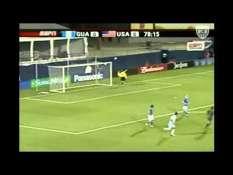 MNT vs. Guatemala: Highlights - March 28, 2007