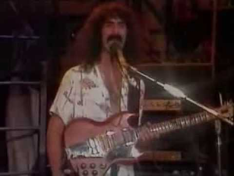 ▶ Frank Zappa, Cosmik Debris (George Duke)